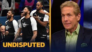 Players demanding trades has 'gotten a little out of control' — Skip Bayless   NBA   UNDISPUTED