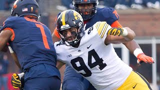 #1: Iowa DE A.J. Epenesa | Top 30 Returning B1G Football Players of 2019