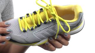Adidas by Stella McCartney Barricade 2015 Women's Shoes Yellow video