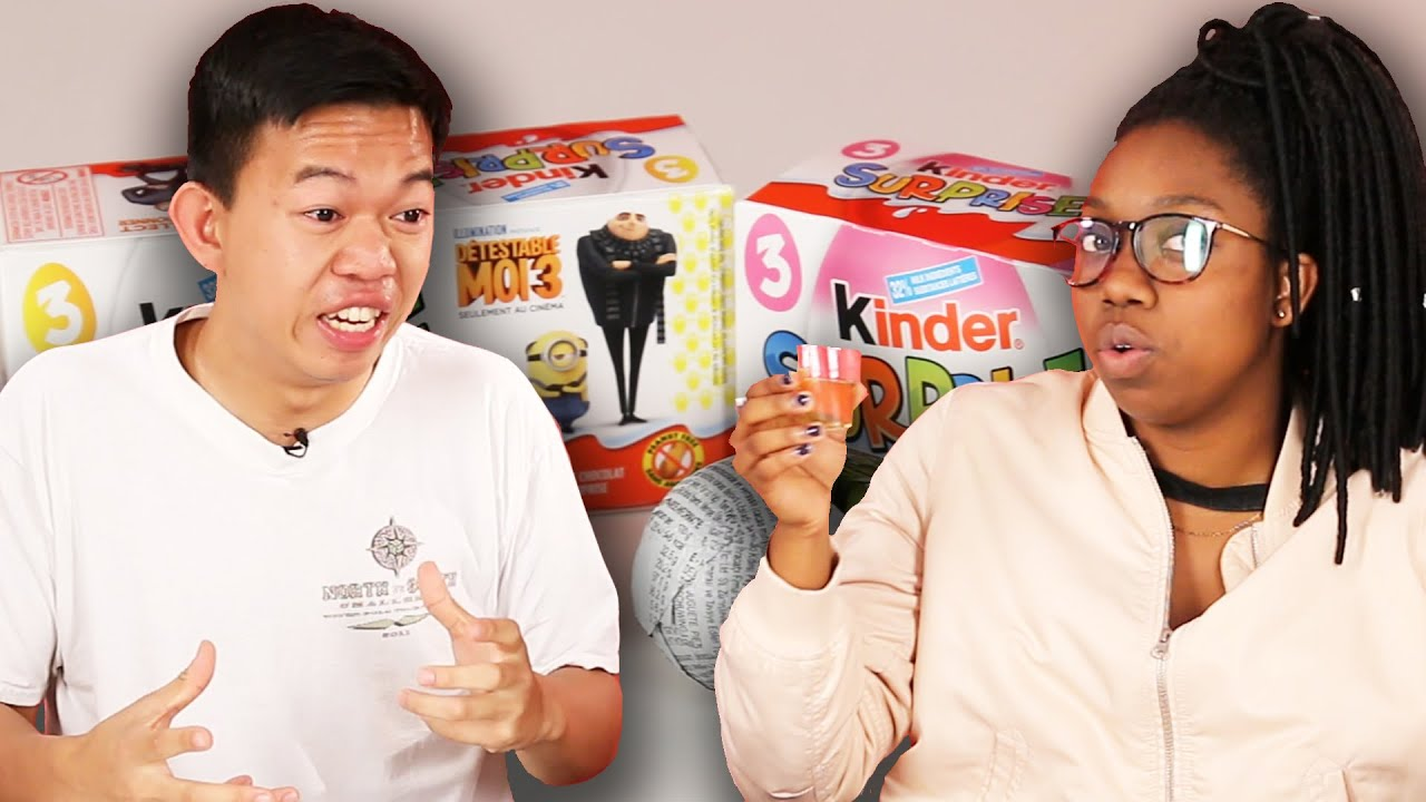 Americans Try Banned Products From Canada thumbnail