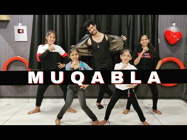 Muqabla-Street Dancer// Dance Video//Choreography By Pawan Prajapat