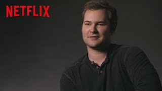 13 Reasons Why | Justin Prentice Reads Your Letter | Netflix
