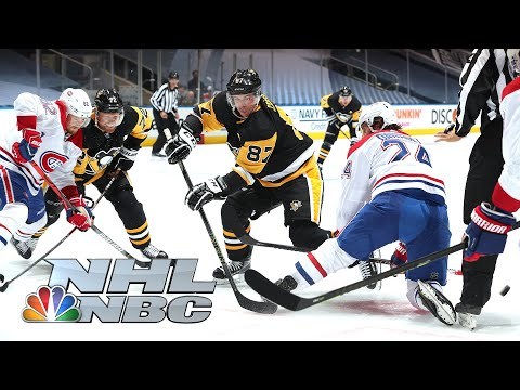 NHL Stanley Cup Qualifying Round: Canadiens vs. Penguins | Game 2 EXTENDED HIGHLIGHTS | NBC Sports