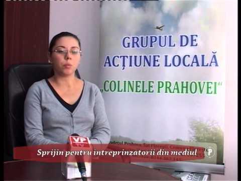 (P) Sprijin pentru întreprinzătorii din mediul rural