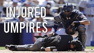 MLB | Injured Umpires