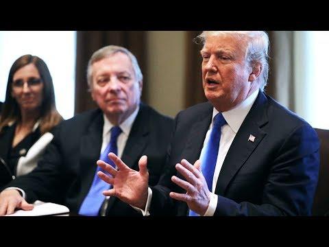 Trump Doing Immigration Deal?