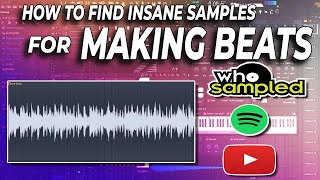 how to find the BEST samples for beat making
