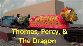 Thomas Percy & The Dragon