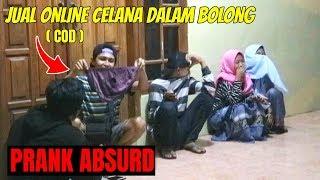 PRANK COD CELANA DALAM BOLONG | Prank Indonesia