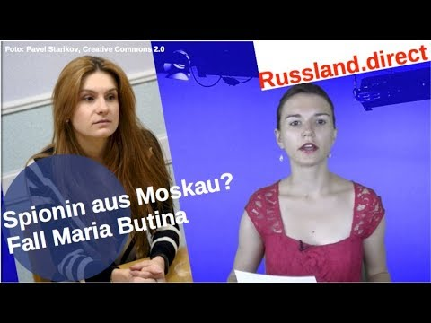 Russlands neue Top-Agentin? [Video]