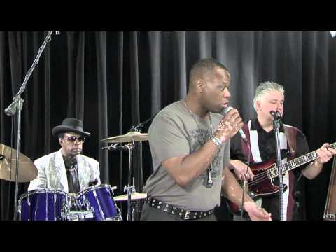 Willie Hayes Band - Blues Makers Soundstage - RPTV Studios, Romeoville, IL.