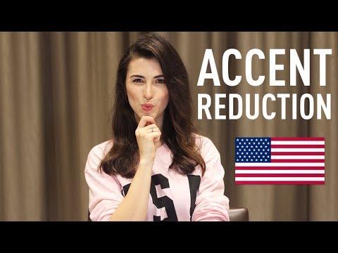 ACCENT REDUCTION CLASS - English language (live)