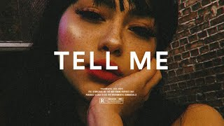 "Trapsoul Type Beat ""Tell Me"" Smooth R&B Rap Instrumental 2019"