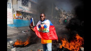 Protests in Port Au Prince | Ghetto News Haiti
