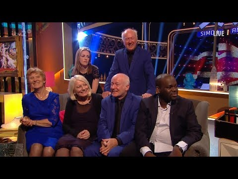 Britain's Got More Talent 2017 Live Semi-Finals Results Night 5 Missing People & Daliso Full S11E12