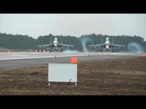 Κριμαία: Πάνω από 12 μαχητικά αεροσκάφη έστειλε η Ρωσία