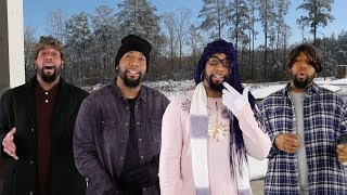 Starrkeisha's Christmas Carols! (PART 2) 😂🎄🔥 | Random Structure TV
