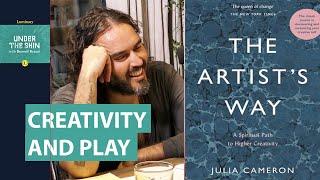 Artists Way Guru On Creativity & Play! | Russell Brand Podcast