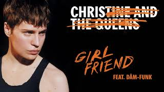 Wed Music. Girlfriend by Christine and The Queens.