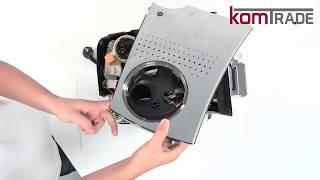 Bosch Kühlschrank Wasserauffangbehälter : Bosch kühlschrank auffangbehälter ausbauen siemens kühlschrank