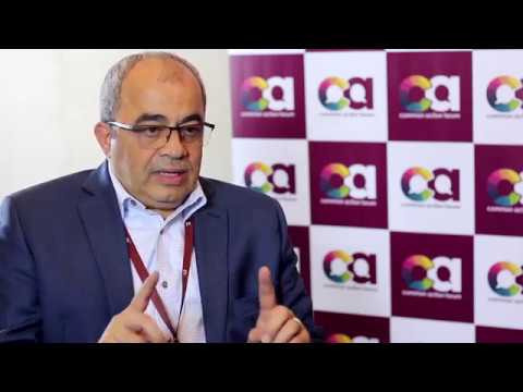CAF2017 Interview - Emad El-Din Shahin (II)