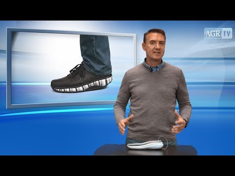 Joya Schuhe zu Gast bei AGR TV