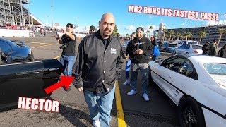 Hector from The Fast and The Furious Thought He Could Beat The Mr2! BoostedBoiz Go to Vegas!