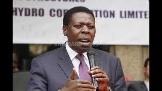 Waziri wa maji Eugene Wamalwa amshtumu Musalia Mudavadi kwa kutimuliwa kwake Vihiga