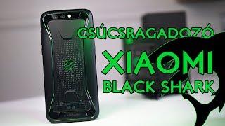 Gamer a javából! | Xiaomi Black Shark teszt