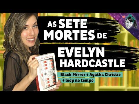 BLACK MIRROR, AGATHA CHRISTIE E VIAGENS NO TEMPO: As Sete Mortes de Evelyn Hardcastle | Livro Lab