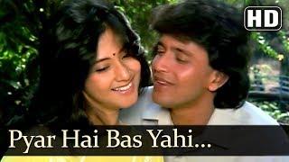 Pyar Hai Bas Yahi (HD) - Sheesha Songs - Mithun - Moon