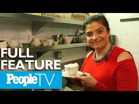 Alex Guarnaschelli Cooks Her Holiday Favorites, Tours Her NYC Restaurant 'Butter'   PeopleTV