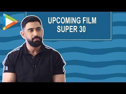Amit Sadh OPENS UP about his role in Hrithik Roshan's SUPER 30