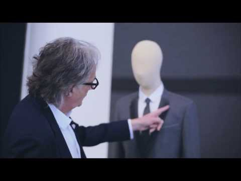 , title : 'Designer Paul Smith working with Merino wool