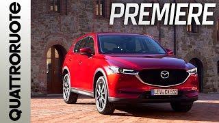 Nuova Mazda CX-5: la prova su strada | Quattroruote Premiere