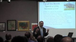 "Tip of the Month ""Spend a Little Increase a Lot"" by Dennis Henson"