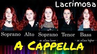 LACRIMOSA (W.A. Mozart) | A Cappella by ANDRA ARIADNA