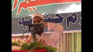 preview picture of video 'Hanfia Rizvia Garhi Kapura Mardan Dastar Bandi 2012 Qadri'