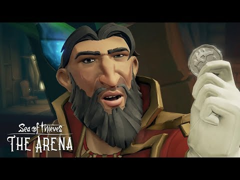 Sea of Thieves: The Arena Official Announce Trailer