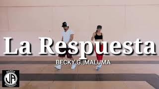 La Respuesta | Becky G.| MALUMA