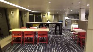 The Pantry On P&O`s Pacific Eden  2017