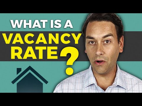 What Is A Vacancy Rate for Real Estate Investing?