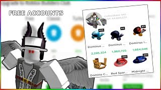 roblox accounts 2019 - TH-Clip