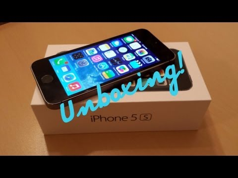 iPhone 5S 16GB T-Mobile - Unboxing!