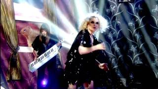 Goldfrapp - Believer - Alan Carr: Chatty man (HD/1080p).