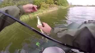 Как ловить на незнакомом водоеме твичинг