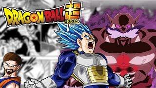 LA MIA REAZIONE SCONSOLATA A TOPPO E VEGETA EVOLUTION.. - Dragon Ball Super Manga 40 Recensione ITA