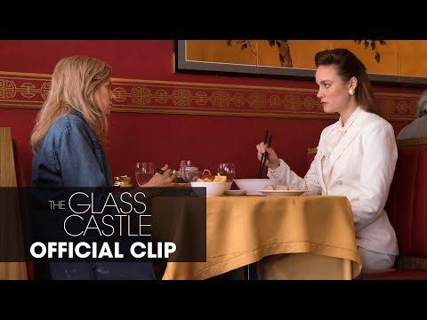 "Video trailer för The Glass Castle (2017) Official Clip ""Lifestyle"" – Brie Larson, Naomi Watts"