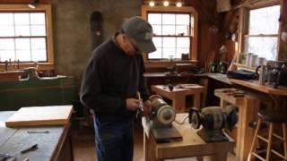 Sharpening Carving Gouges