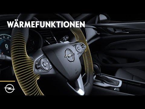 Opels Wärmefunktion